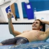 Gold medal swimmer admits to cheating at Games